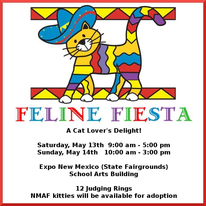 Image of Feline Fiesta Flyer