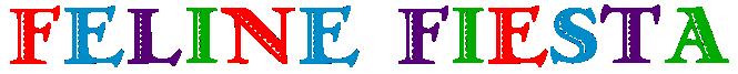 image of Feline Fiesta Logo