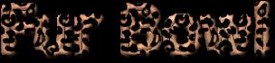 Fur Bowl Logo